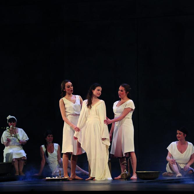 Médée © Gilles Abegg Opéra de Dijon